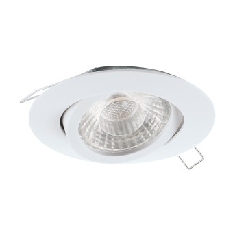 Eglo TEDO recessed light LED white, 1-light source
