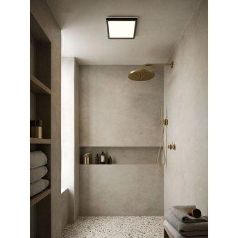 Nordlux OJA Ceiling Light LED black, 1-light source