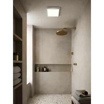 Nordlux OJA Ceiling Light LED chrome, 1-light source