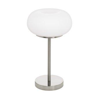 Eglo OPTICA Table lamp LED matt nickel, 1-light source, Colour changer