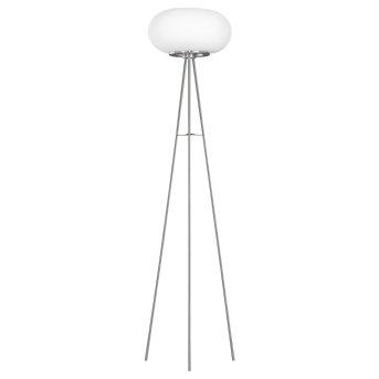 Eglo OPTICA Floor Lamp LED matt nickel, 1-light source, Colour changer
