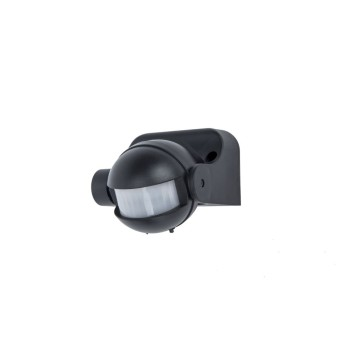 LUTEC SPHERE motion sensor anthracite, Motion sensor