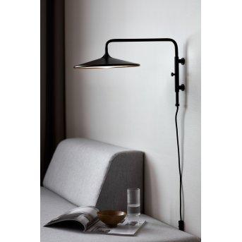 Nordlux BALANCE Wall Light LED black, 1-light source