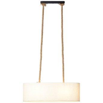 Brilliant SAILOR Pendant Light white, 2-light sources