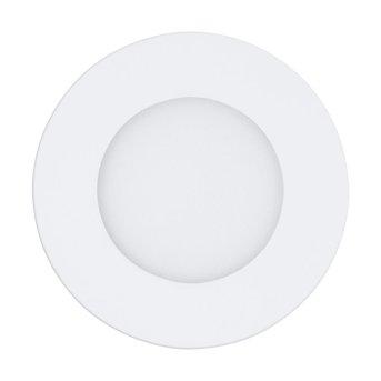Eglo FUEVA-A recessed light LED white, 1-light source, Remote control