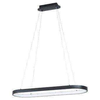 Eglo CODRIALES Pendant Light LED black, 1-light source
