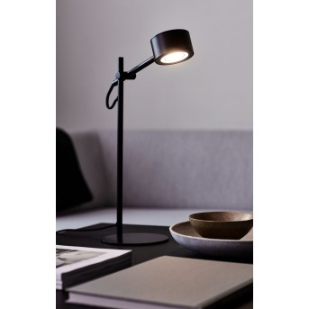 Nordlux CLYDE Table lamp LED black, 1-light source