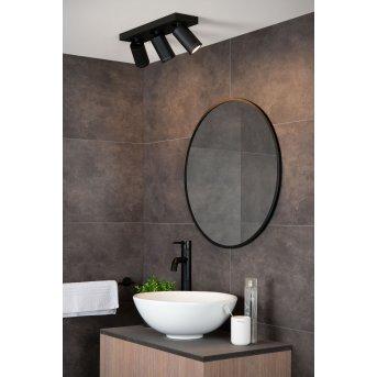 Lucide TAYLOR ceiling spotlight LED black, 3-light sources