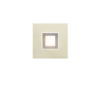 Grossmann KARREE Wall Light LED titanium , 1-light source