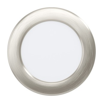 Eglo FUEVA recessed light LED matt nickel, 1-light source