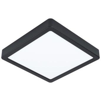 Eglo FUEVA recessed light LED black, 1-light source