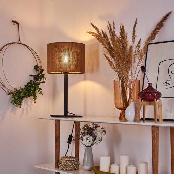 EXCHANGE Table lamp black, 1-light source