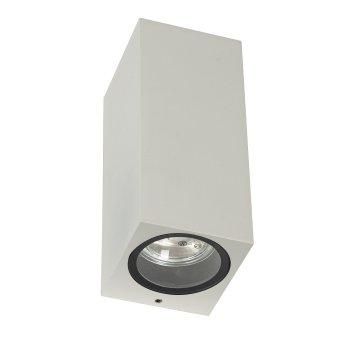 KS Verlichting GEO Outdoor Wall Light white, 2-light sources