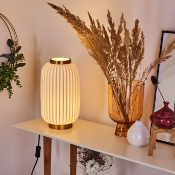 DYCE Table lamp gold, 1-light source