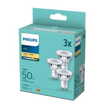 Philips  LED GU10 50 Watt 2700 Kelvin 355 Lumen