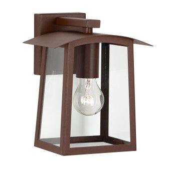 KS Verlichting MOTTO Outdoor Wall Light stainless steel, 1-light source