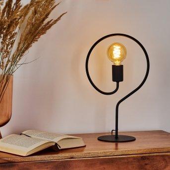 MIALO Table lamp black, 1-light source