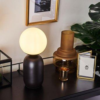 ALOLAS Table lamp grey, 1-light source
