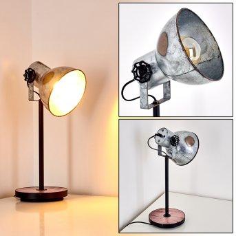 Hora Table Lamp black, 1-light source