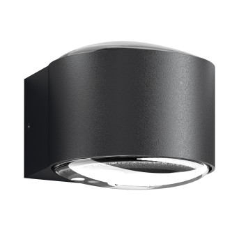 KS Verlichting ICON Outdoor Wall Light anthracite, 2-light sources