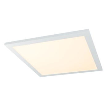 Globo ROSI Ceiling Light LED white, 1-light source, Remote control, Colour changer