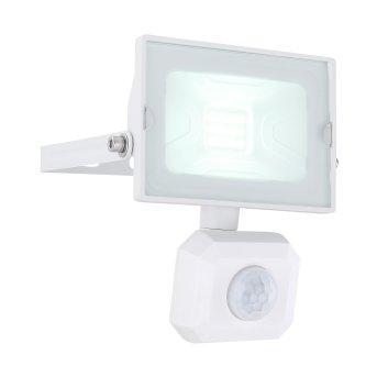 Globo HELGA garden spotlight LED white, 1-light source, Motion sensor