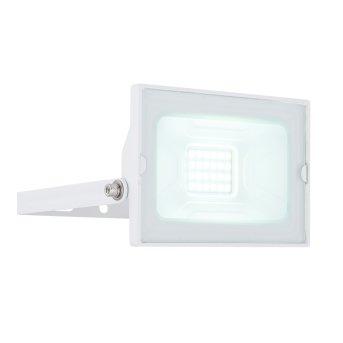 Globo HELGA garden spotlight LED white, 1-light source