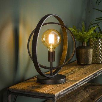 MIRANDOLA Table lamp black, 1-light source