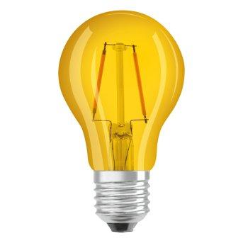 Osram LED E27 2 Watt Gelb 235 Lumen