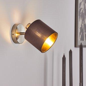 ALSEN Wall Light matt nickel, 1-light source