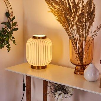 DYCE Table lamp brass, 1-light source