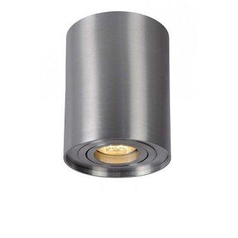 Lucide TUBE ceiling spotlight matt nickel, 1-light source