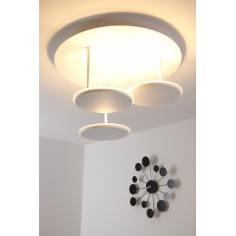 Escale TURN ceiling light LED white, 3-light sources
