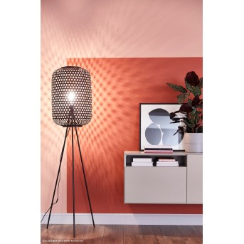 SCHÖNER WOHNEN-Kollektion CALLA Floor Lamp black, 1-light source