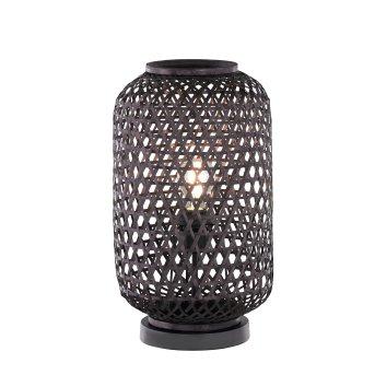 SCHÖNER WOHNEN-Kollektion CALLA Table lamp black, 1-light source