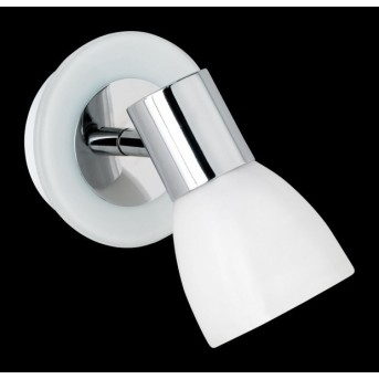 Trio 8010 wall light chrome, stainless steel, 1-light source