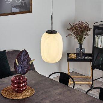 SEBEP Pendant Light LED black, 1-light source