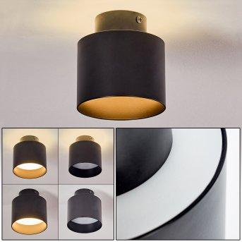 BARABOO Ceiling Light LED black, 1-light source