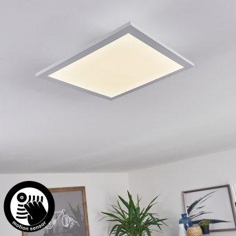 SORDOS Ceiling Light LED white, 1-light source, Motion sensor