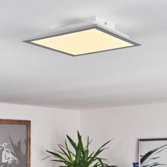 FARC Ceiling Light LED silver, 1-light source