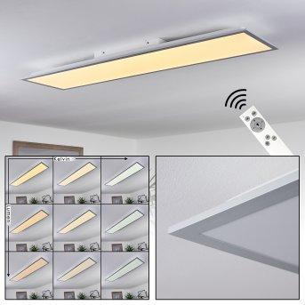 NEXO Ceiling Light LED white, 1-light source, Remote control