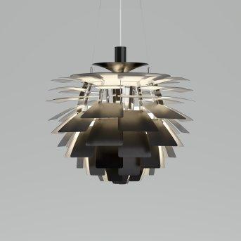 Louis Poulsen PH ARTICHOKE Pendant Light LED stainless steel, 1-light source