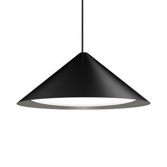 Louis Poulsen KEGLEN Pendant Light LED black, 1-light source