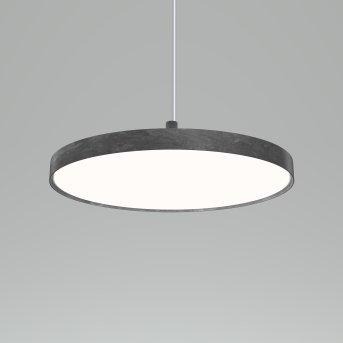 Louis Poulsen SLIM ROUND Pendant Light LED aluminium, 1-light source