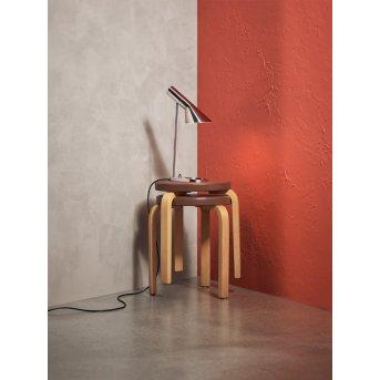 Louis Poulsen AJ MINI Table lamp stainless steel, 1-light source