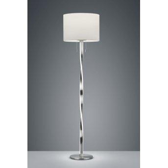 Trio NANDOR Floor Lamp LED matt nickel, 3-light sources