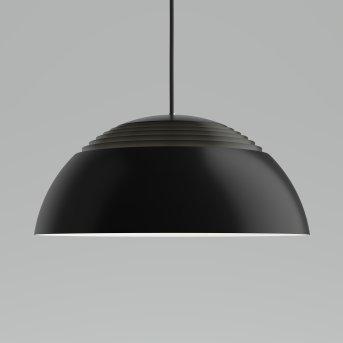 Louis Poulsen AJROYAL Pendant Light LED black, 1-light source
