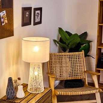 BETETA Table lamp white, 2-light sources
