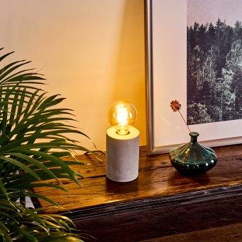 SOLANO Table lamp grey, 1-light source