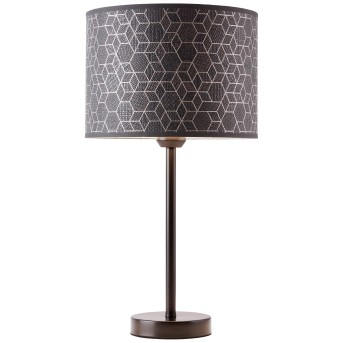 Brilliant GALANCE Table lamp black, 1-light source